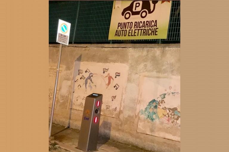 Auto elettriche: «Anche a Bitonto punti di ricarica pubblici»