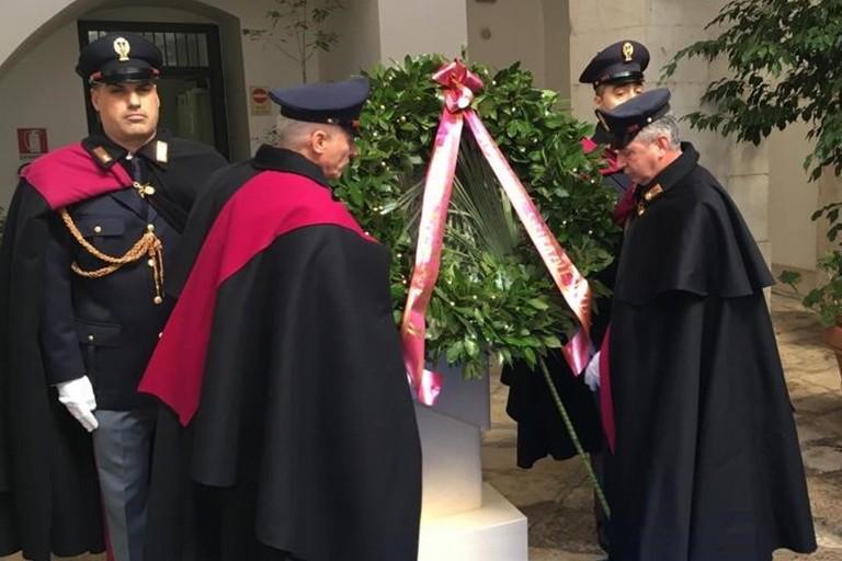 Bitonto ricorda Michele Tatulli, poliziotto ucciso dalle Brigate Rosse