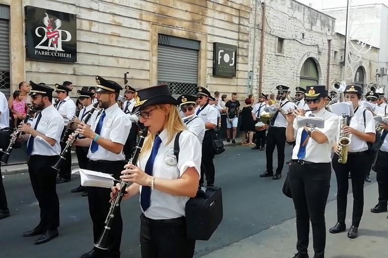 Concerto bandistico Città di Bitonto