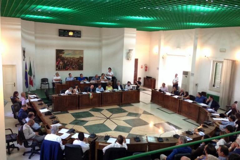 Consiglio comunale di Bitonto