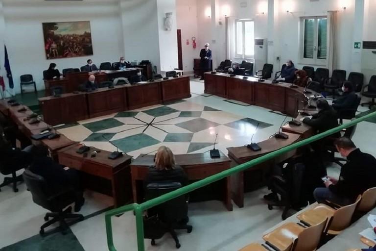 Consiglio comunale di Bitonto durante lemergenza coronavitrus
