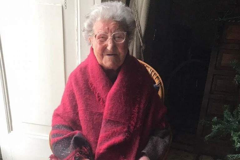 Maria Piccininni ha compiuto 107 anni
