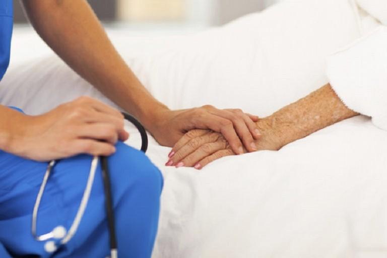 Cure palliative e fine vita. <span>Foto associazionelucacoscioni.it</span>