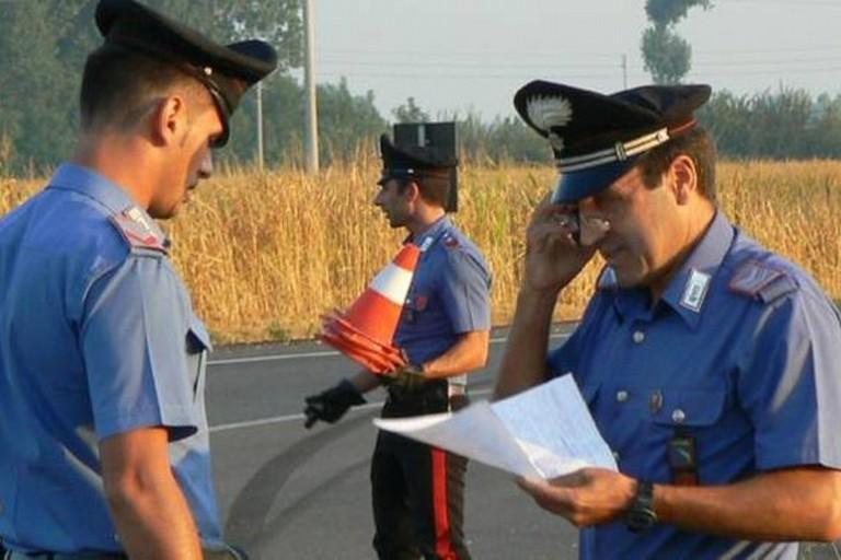Le indagini affidate ai Carabinieri