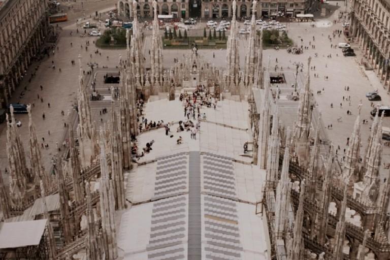 Arena Rogadeo chiude il suo ciclo di appuntamenti con «L'infinita fabbrica del Duomo»
