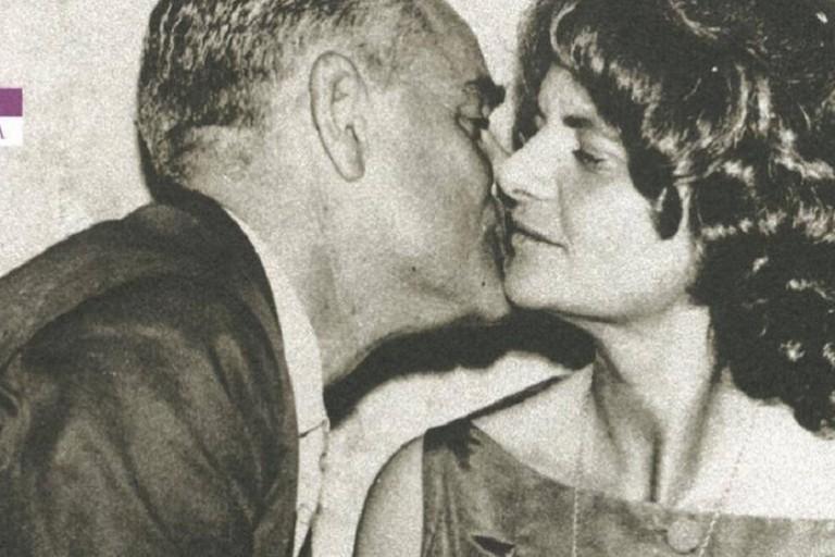 Elsa Morante e Alberto Moravia