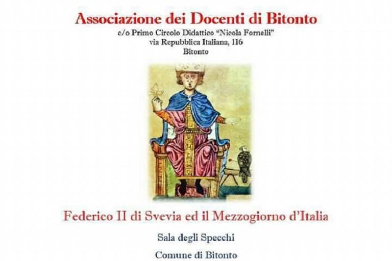 Federico II a Bitonto