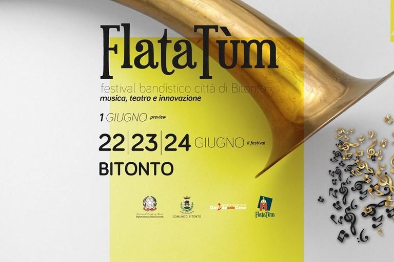 """Torna il Festival Bandistico """"Flatatum"""" dal 22 al 24 giugno"""