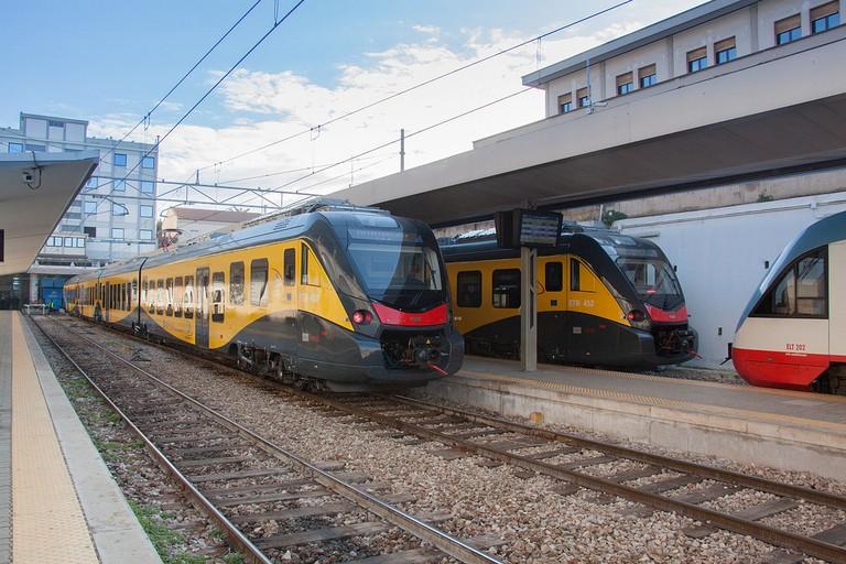 I treni di Ferrotramviaria