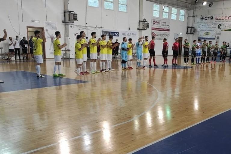 Venafro-Futsal Bitonto
