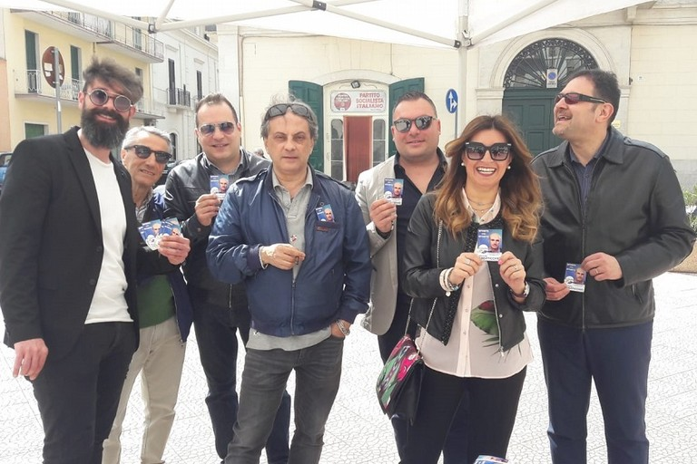 Gazebo di Italia in Comune