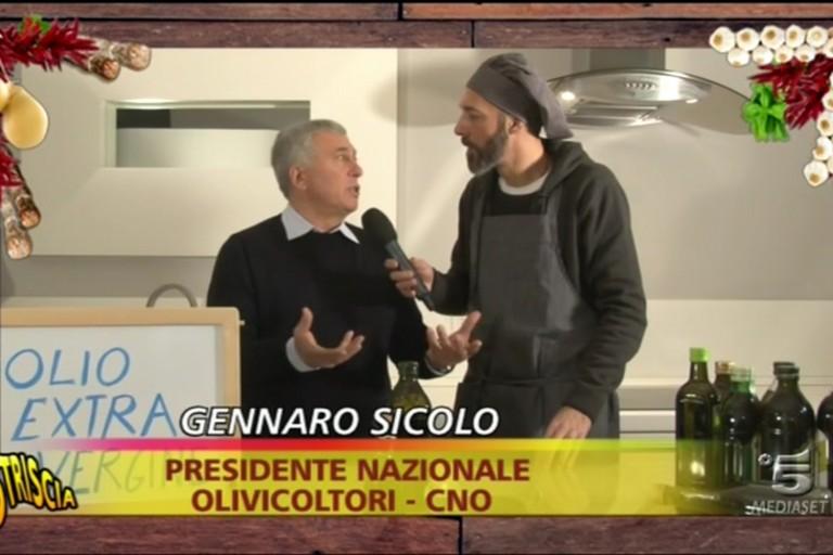 Gennaro Sicolo a Striscia la Notizia