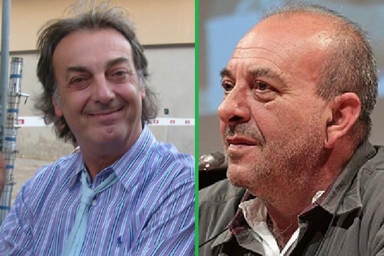 Gianni Ciardo e Vauro
