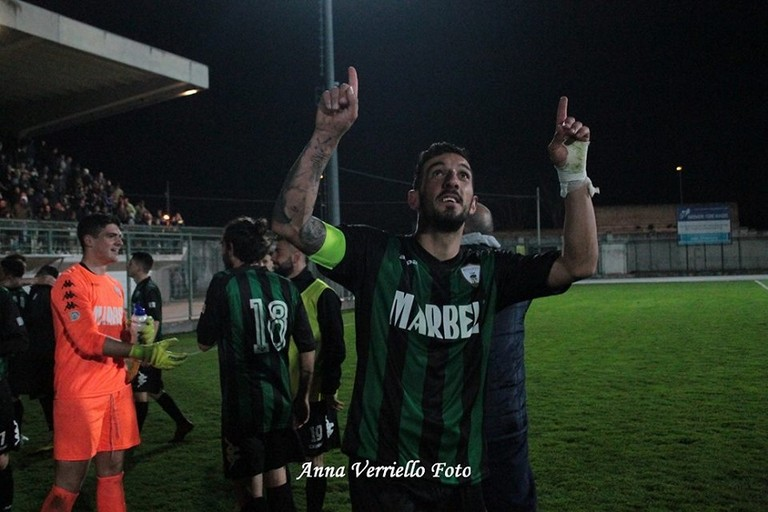 Gianni Montrone capitano del Bitonto
