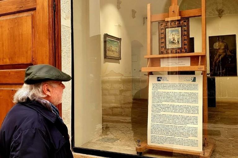 Un ricordo oltreoceano: Francis M. Naumann celebra Mino Devanna