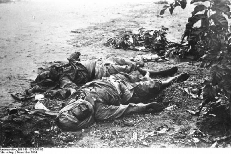 I morti della Grande Guerra