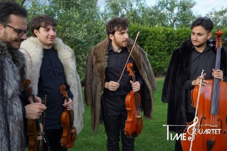 I Time Quartet e Dario Cappiello