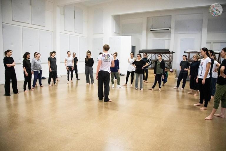 Il Network Internazionale di Danza Puglia