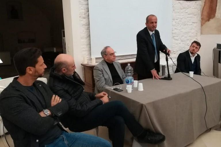 Il nuovo direttivo regionale di Italia in Comune