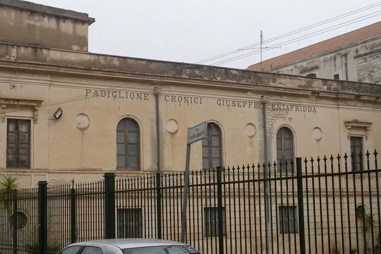 Il Padiglione Ventafridda