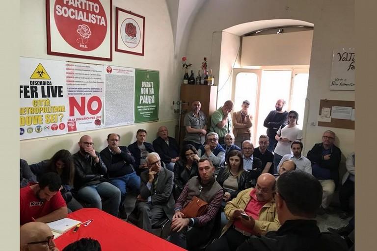 Il partito socialista in assemblea
