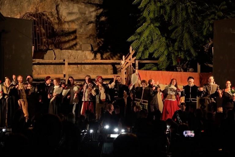 Il Rigoletto del Bitonto Opera Festival