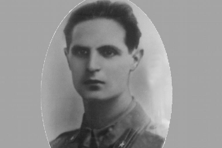 Il tenente Francesco Lillo