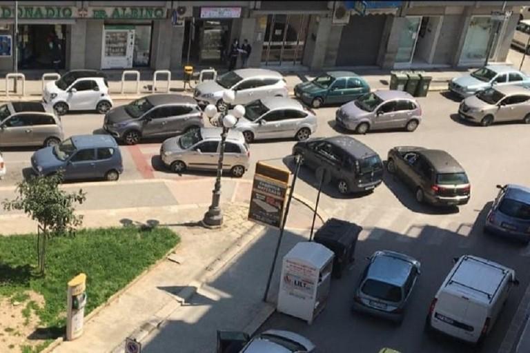 Il traffico di Via Matteotti