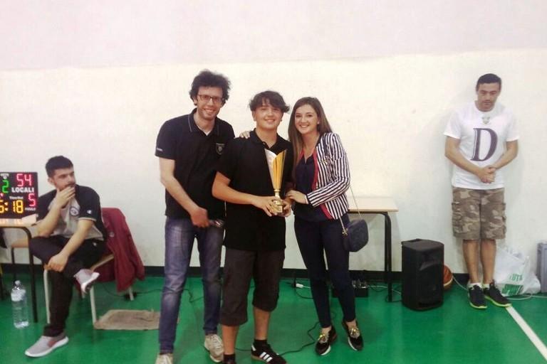 La premiazione del concorso