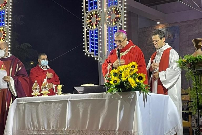 Le FOTO del Solenne Pontificale in onore dei Santi Medici