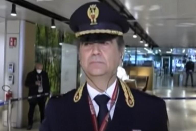Il dirigente superiore Giovanni Casavola