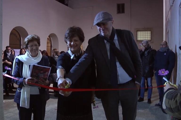 Inaugurazione Centro Antiviolenza