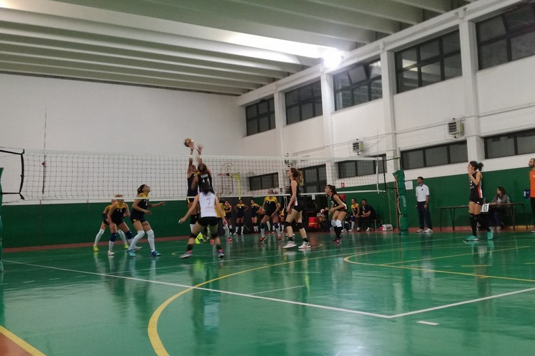 Jet Log Bitonto Magik Volley Copertino