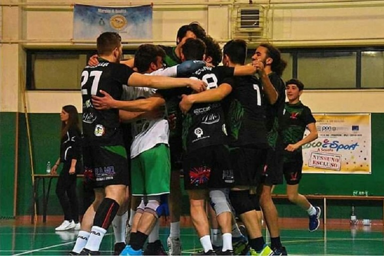 Just British Volley Bitonto Seconda Divisione Maschile