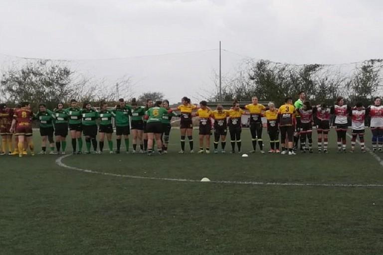 LAmatori Rugby Bitonto in Coppa Italia Seven
