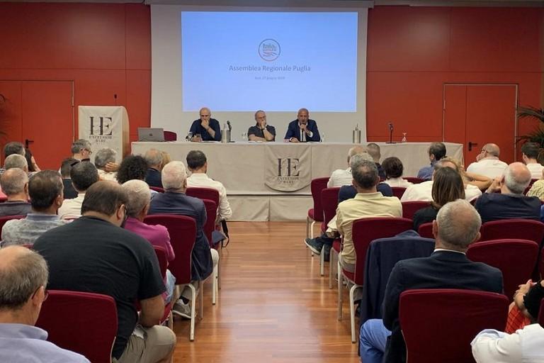 Lassemblea regionale di Italia in COmune a Bari