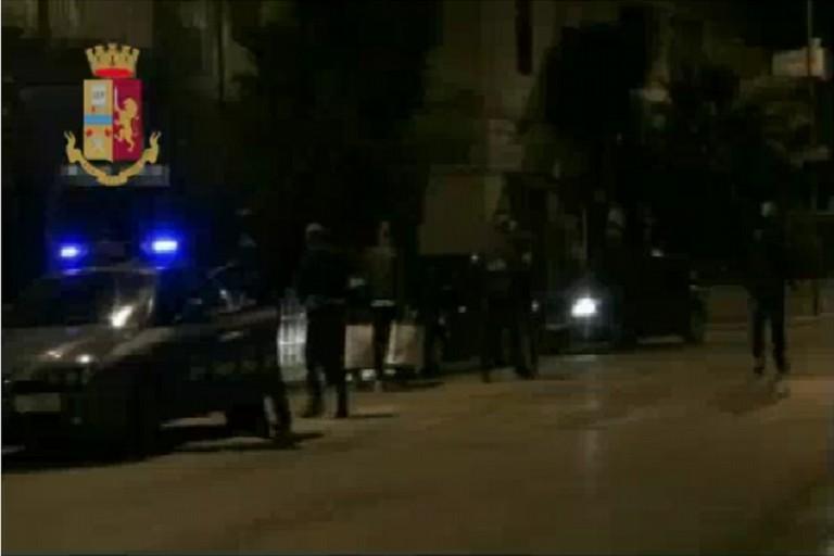 Loperazione della Polizia ad Andria