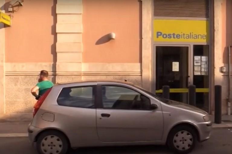 lUfficio Postale di via Crocifisso