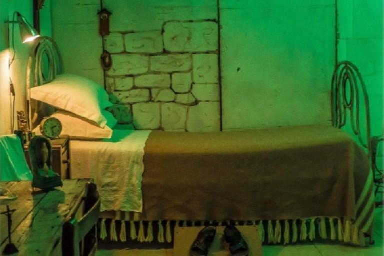 La cella di Padre Pio nella parrocchia di San Leone Magno