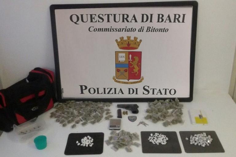 Roma, nervoso durante il controllo: in auto aveva la droga