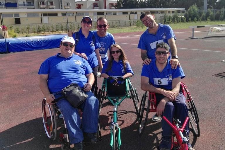 La Elos Bitonto i Campionati regionali Paralimpici