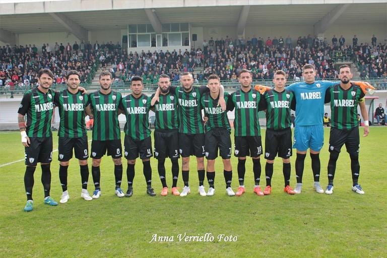 USD Bitonto-Savoia: finisce 2-2 la partita coi campani
