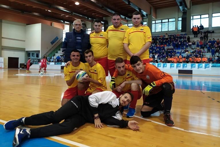 La Elos Bitonto batte il Barcellona e vince il trofeo di Cagliari