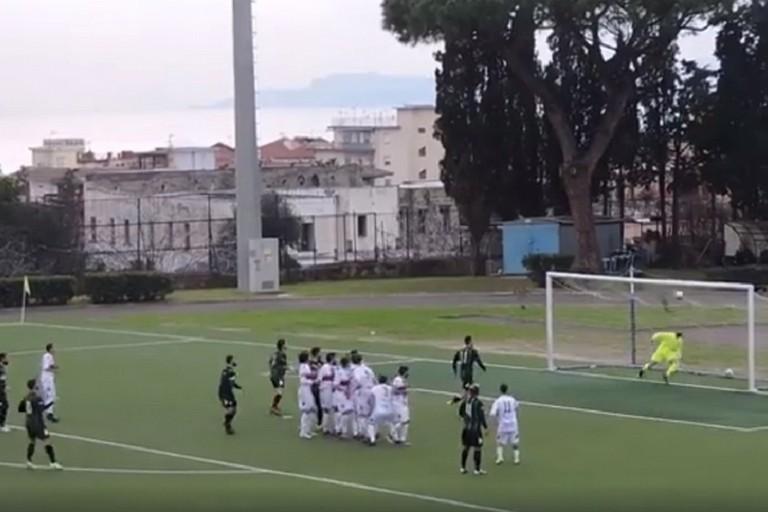 Il Bitonto stende il Pomigliano e riprende la sua marcia verso i playoff