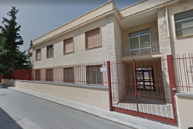 La scuola di via Crocifisso