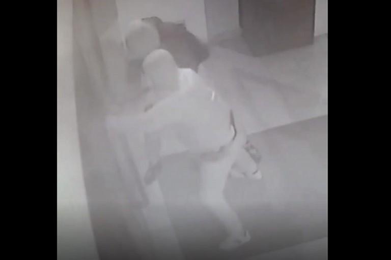Ladri in azione a Palombaio