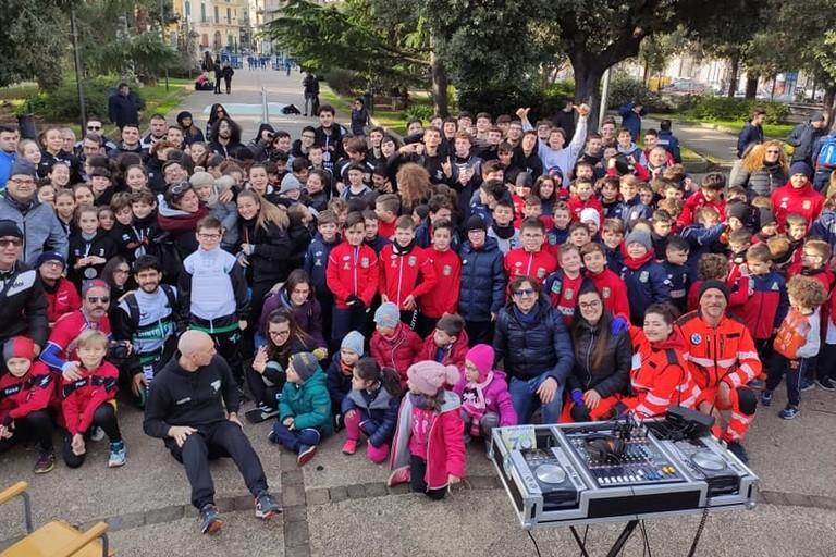 Le attivit sportive del Natale a Bitonto
