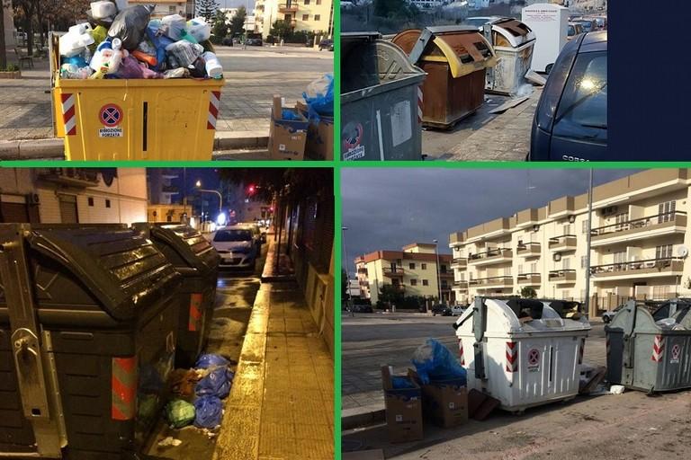 Multe a raffica per i rifiuti a Bitonto. Ma gli abbandoni continuano