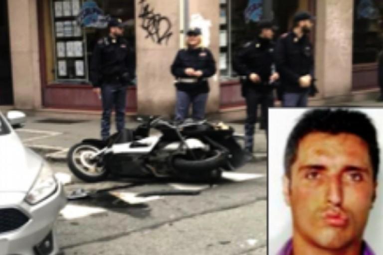 Le immagini del terribile incidente. <span>Foto www.ilroma.net</span>