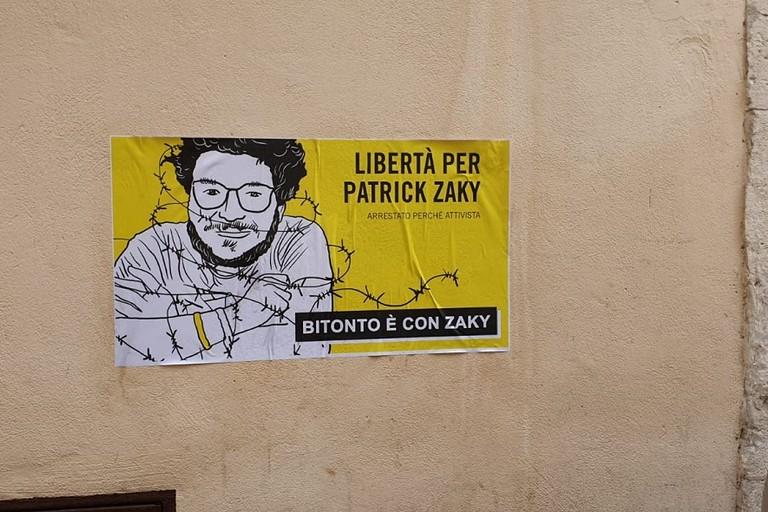Libert per Zaky a Bitonto